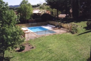 Parc piscine