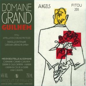 Domaine Grand GUILHEM ET ANGELS FITOU
